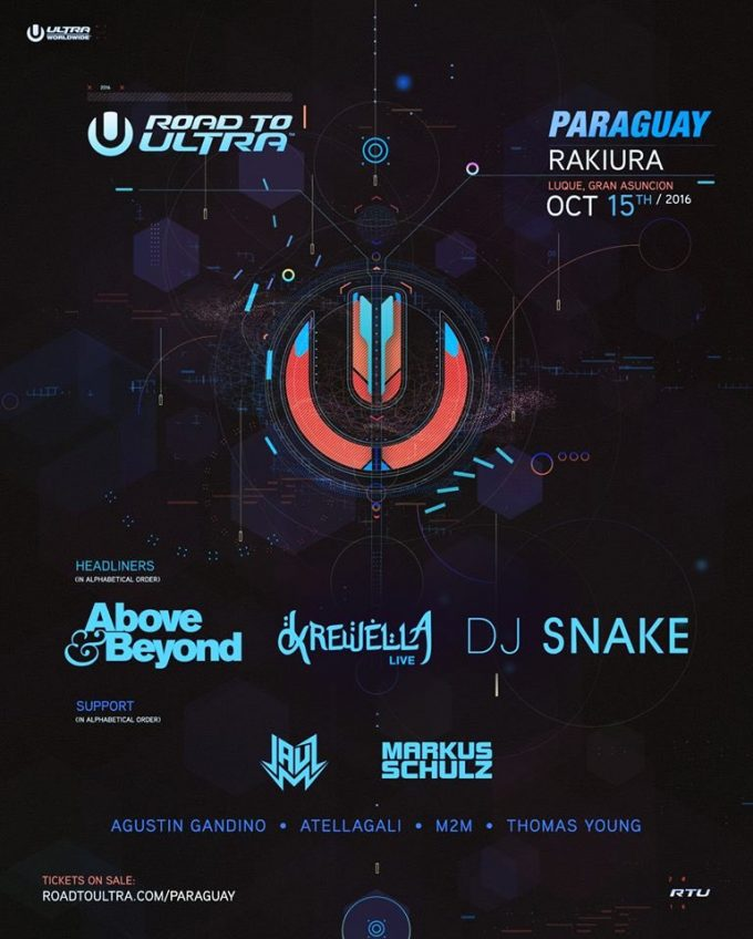 Road To Ultra: Paraguay 2016