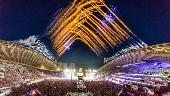 Ultra Europe 2016 official aftermovie HD